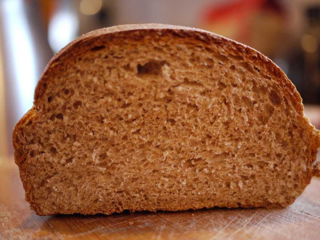 Are all wheat breads better for you than white bread?