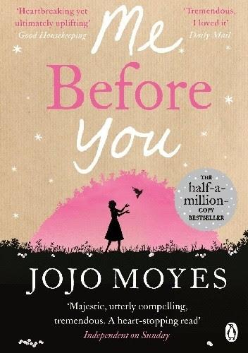 Okładka książki Me before you