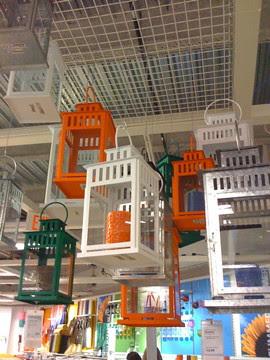IKEA candle lanterns | Flickr - Photo Sharing!