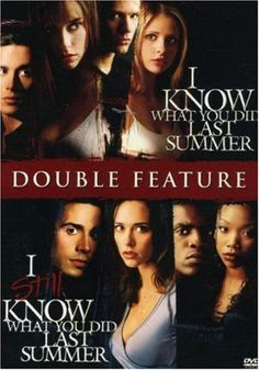 """I Know What You Did Last Summer"" & ""I still know what you did last summer"" - Jennifer Love Hewitt"