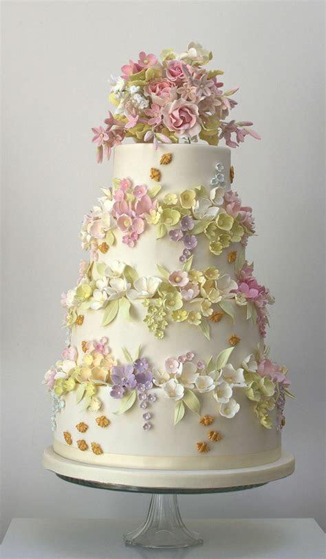 Best 25  Pastel wedding cakes ideas on Pinterest