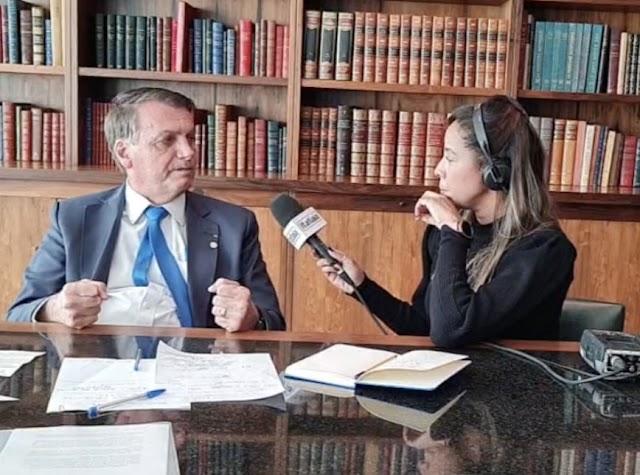Bolsonaro diz que vai provar suposta fraude nas urnas na semana que vem