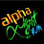 Logo Alpha Night Run