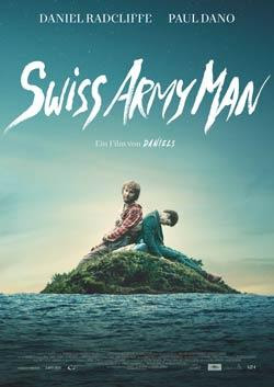 Swiss Army Man Filmplakat