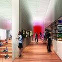 Nueva York Library / TEN Arquitectos Cortesía de TEN Arquitectos