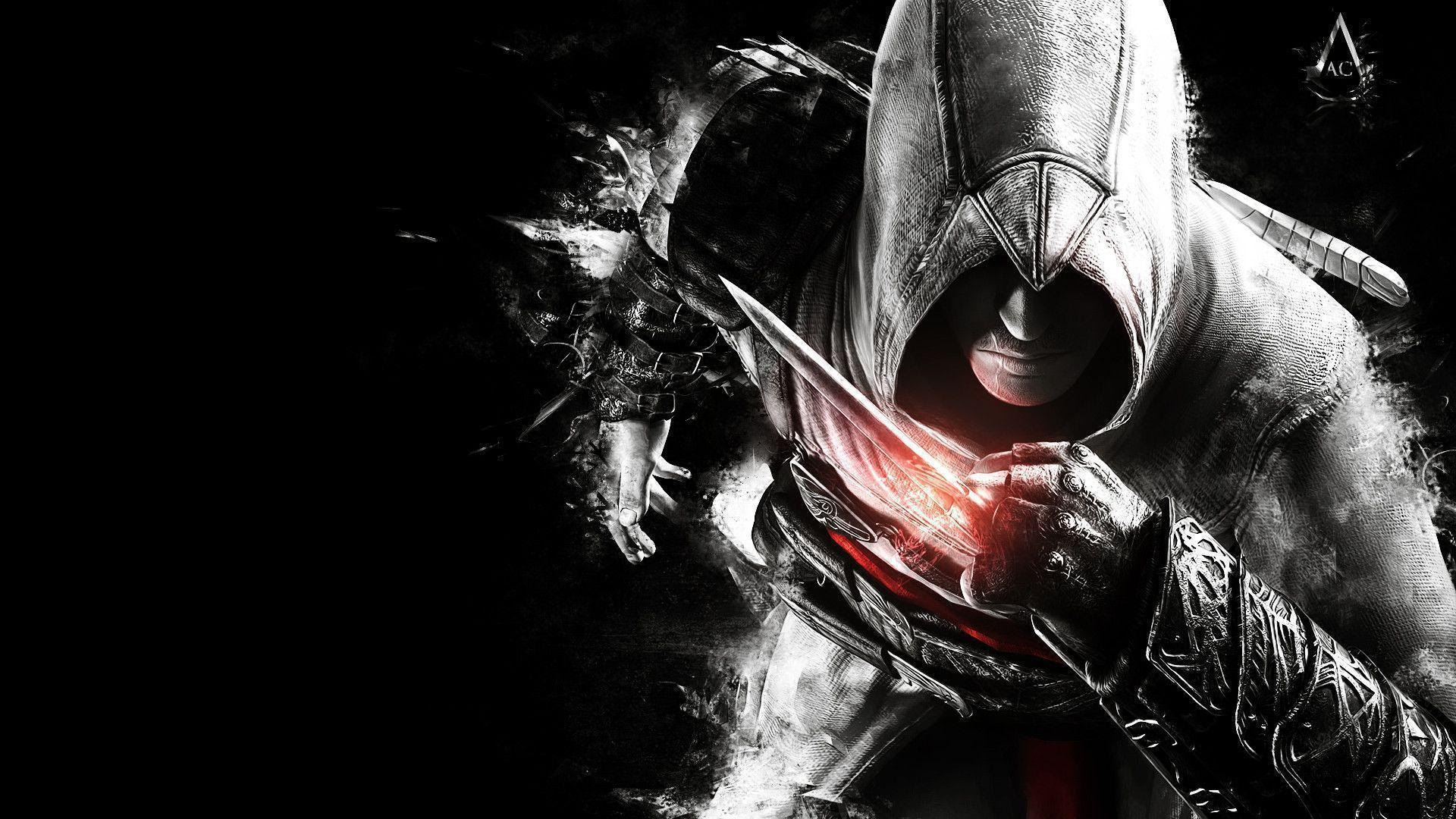 Game Assassins Creed Hd Wallpapers Wallpaper Cave