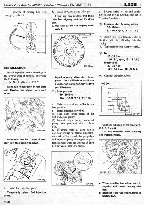 LD2x-series diesel FAQ - NissanDiesel