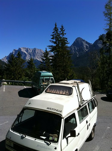 Westy on Tour (2011) - Fernpass by MAC2214JV