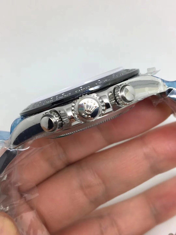 Noob Replica Rolex Daytona 116500 Ceramic White_9