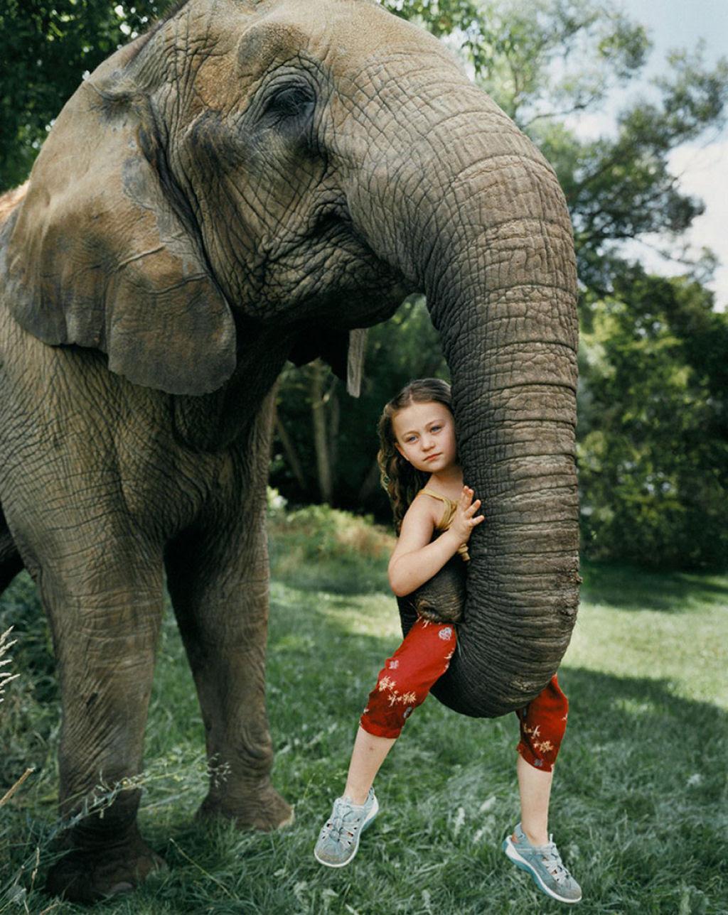 O Mundo de Amelia - A menina que cresceu com os animais e os considera seus irmãos 02