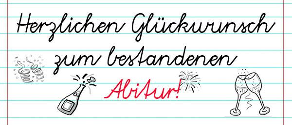 Sprüche Und Bilder Abitur Bestanden Glückwünsche