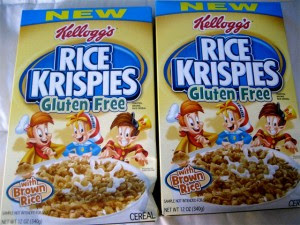 Kellogg's Introduces New Gluten-Free Rice Krispies ...