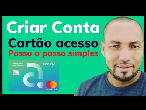 Meu Acesso: Como criar uma conta no Meu Acesso - Raimundo Oliveira