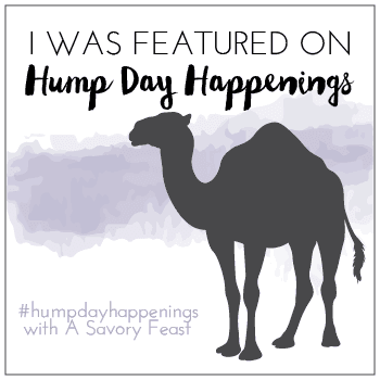 Hump Day Happenings