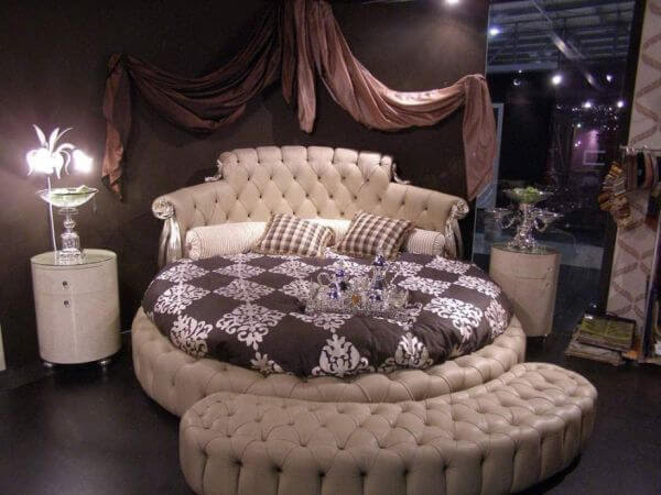 15 Most Amazing Modern Round Beds Ideas You'll Ever See 2