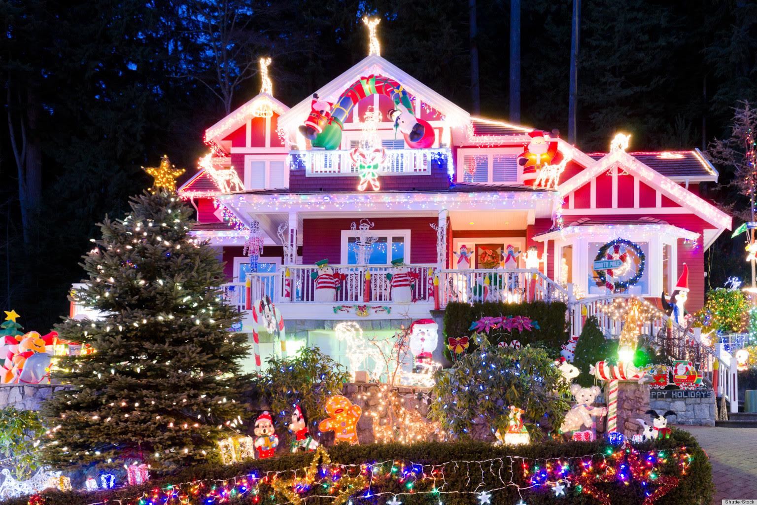 Christmas Light Displays In Ohio   Christmas Ideas