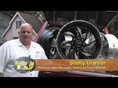 Rollin' on TV show: Custom Wheels, Instant Hot Water & Essential Inspections