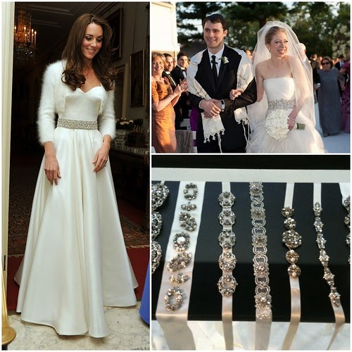 Chelsea Clinton Wedding Gown: Love Couture Bridal