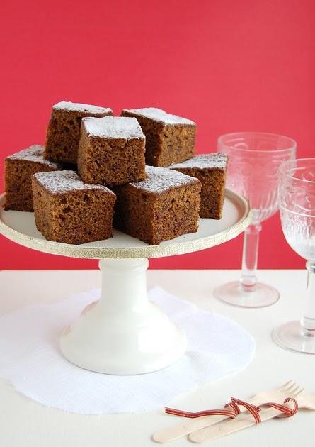 Date Cake Boiling W