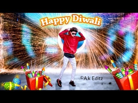 Happy Diwali Editing || Picsart Latest Diwali Editing || Deepawali Full ...