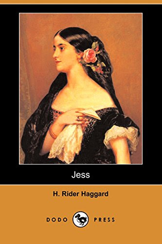 Cover of Jess (Dodo Press) by H. Rider Haggard