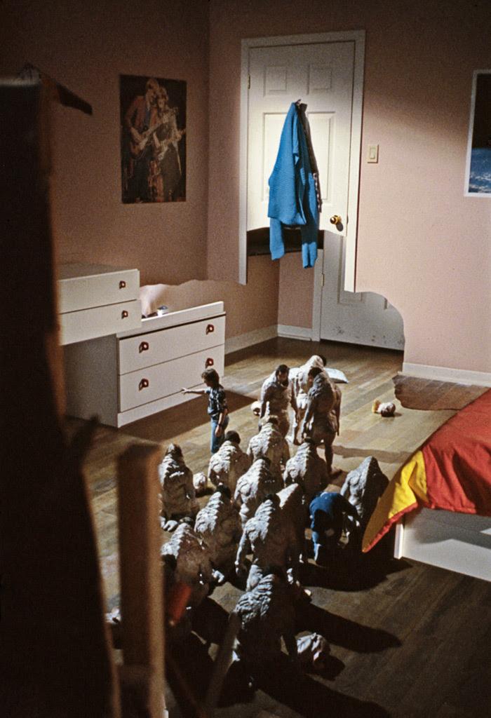 The Gate 1987 Photos sur des tournages de films  photo histoire featured cinema 2 art
