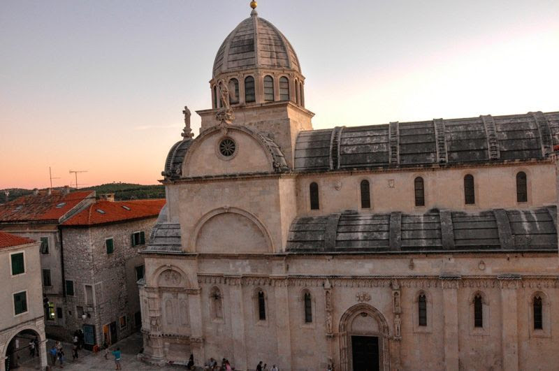 Resultado de imagen de Catedral de Santiago (Åibenik)
