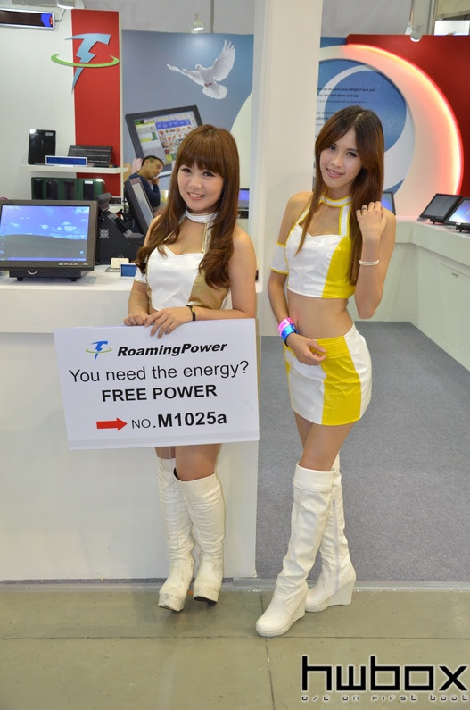 Booth Babes Computex 2014 (82)