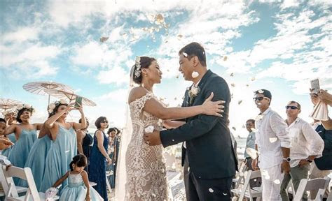 Boracay Beach Wedding   Discovery Shores Boracay