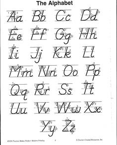 D Nealian Handwriting Worksheets Printable | Summer Activities ...