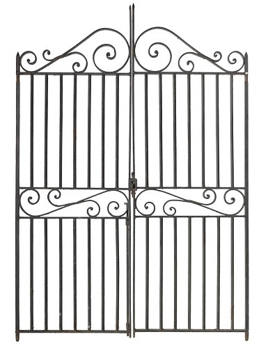 Wrought Iron Gate Created By Philip Simmons National Museum Of