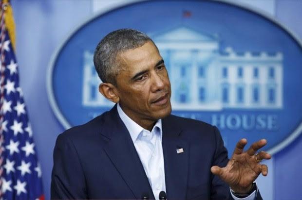 Παραδέχθηκε πως κοροϊδεύει όλο τον πλανήτη ο Ομπάμα: «Ψέμα πως βρισκόμαστε σε πόλεμο με το Ισλάμ»