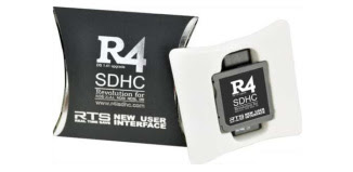 R4 SDHC Cards
