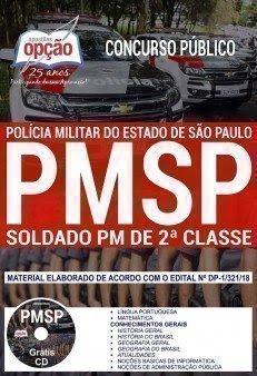 APOSTILA SOLDADO PM SP DE 2ª CLASSE