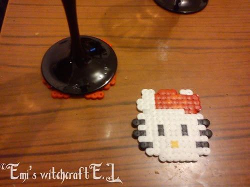 Pixel Art Hello Kitty (2)