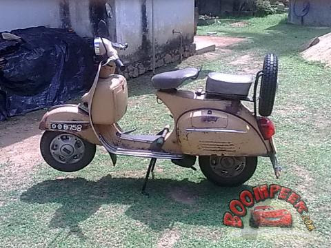 Bajaj Chetak Scooter Motorcycle For Sale In Sri Lanka Ad