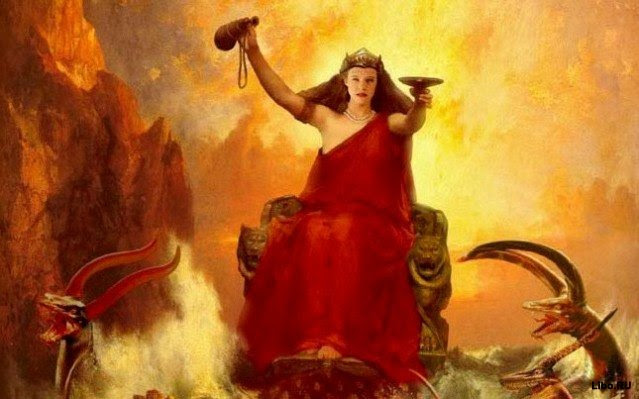 10 mythical and biblical femmes fatales