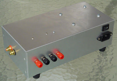 Finished AMP6 T-Amp Kit
