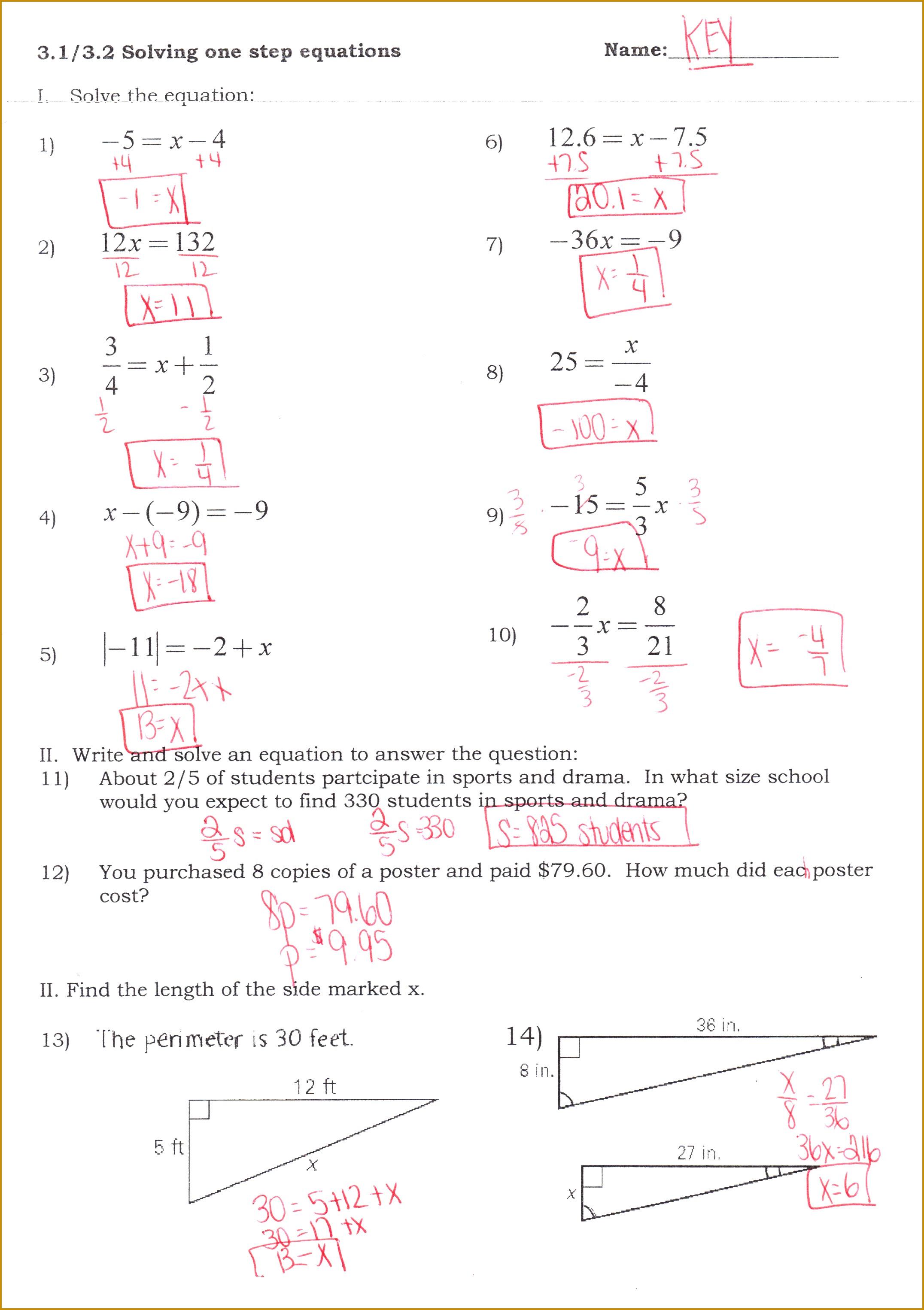 Quadratic Formula Worksheet Doc