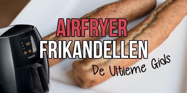 Inductie Pannenset Hoelang Frikandel In Airfryer