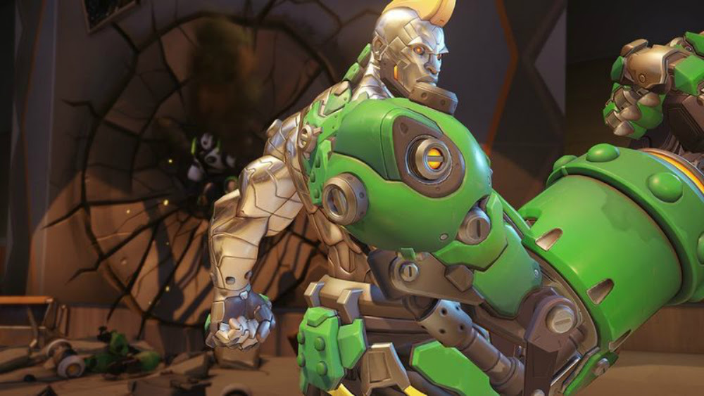 Overwatch director states that a new punishment update is coming screenshot