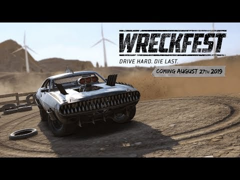 Wreckfest Review | Gameplay | Story Mode