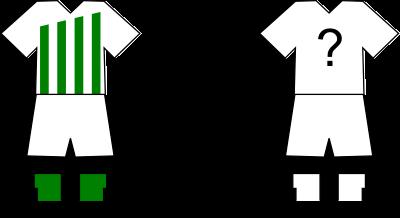 Uniforme Club Deportivo Ayoreo