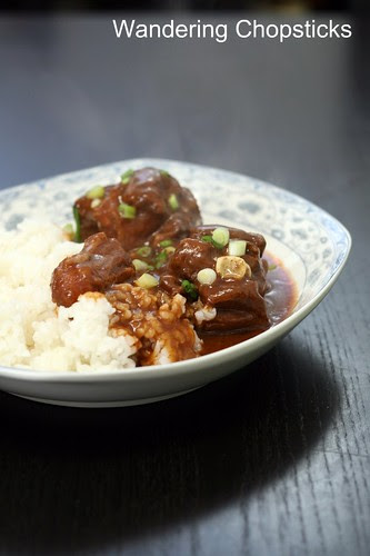 Chinese Braised Oxtails with 5-Spice and Hoisin Sauce 7
