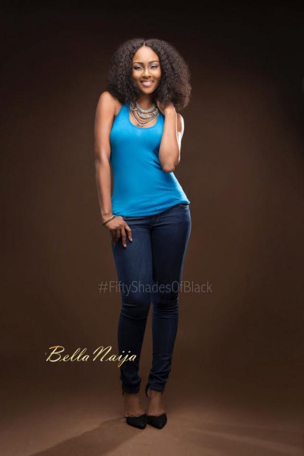 Osas Ighodaro - Actress, Ex Beauty Queen (Miss Black USA 2010)