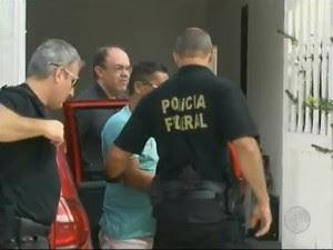 Operação PF;bahia (Foto: Reprodução/TV Bahia)