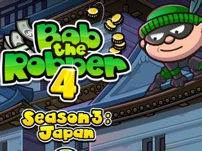 bob  robber  russia  game gameflarecom