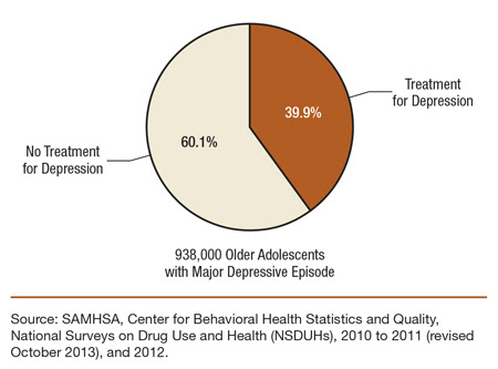 The CBHSQ Report: Serious Mental Health Challenges among ...
