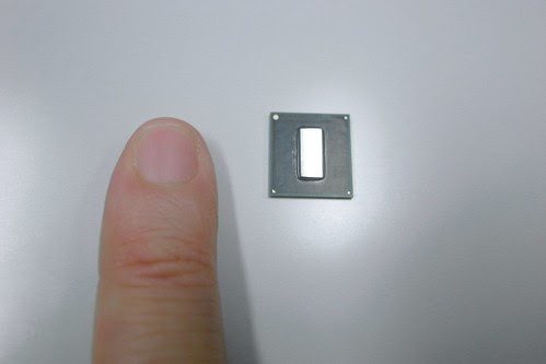 Intel Atom Processor by dh.