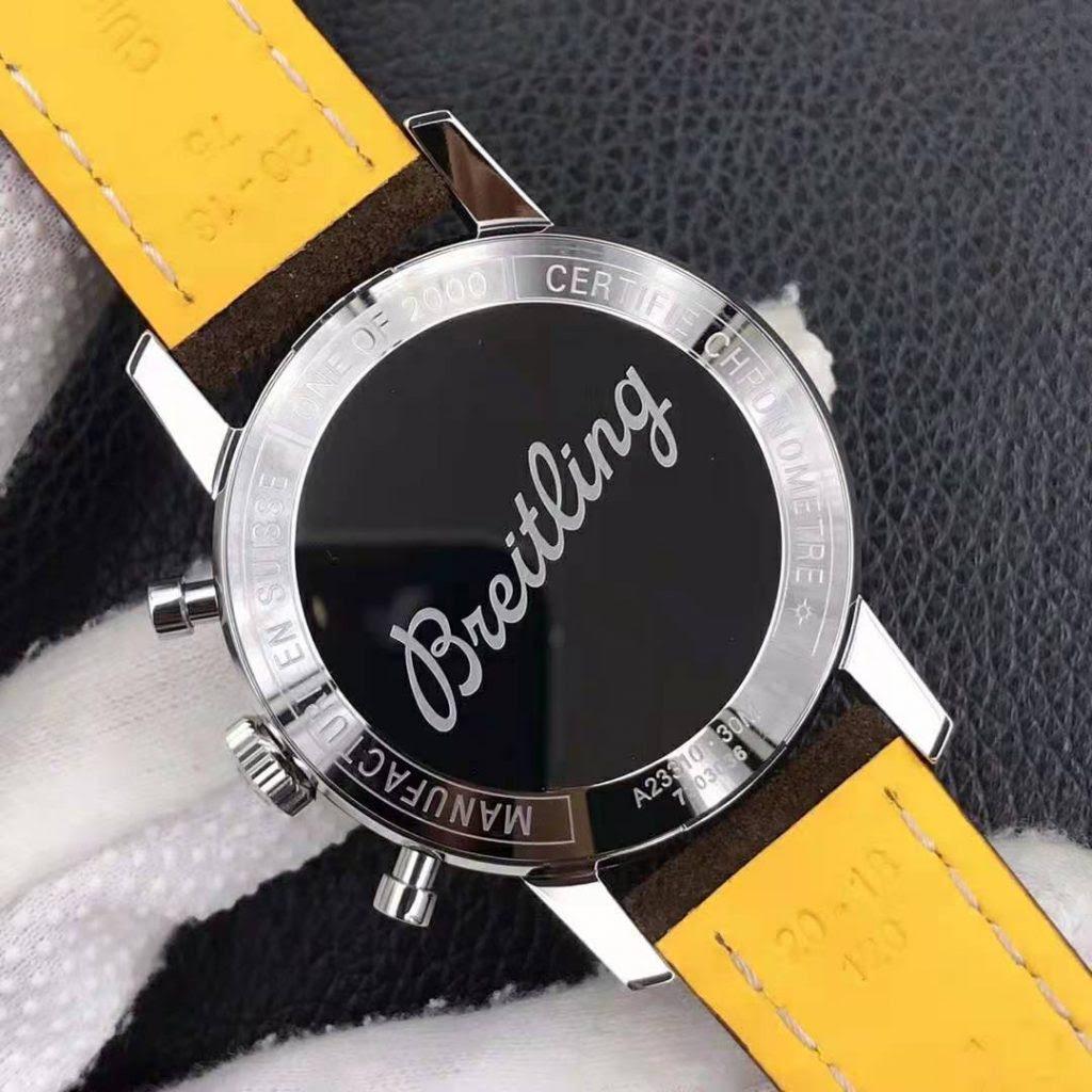 Breitling Top Time Back